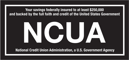 Link to larger National Credit Union Administration logo